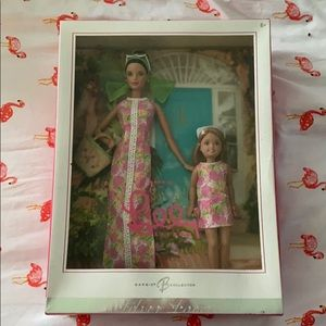 Lilly Pulitzer Barbie